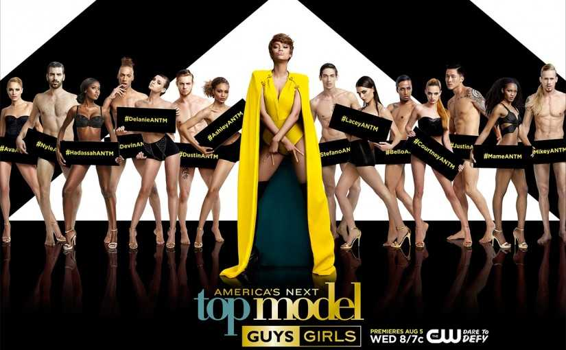 America's Next Top Model Cycle 22 Premiere Recap