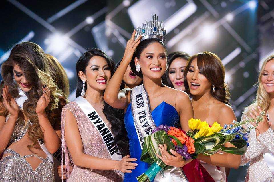 Miss Universe 2015 Q&A Portion