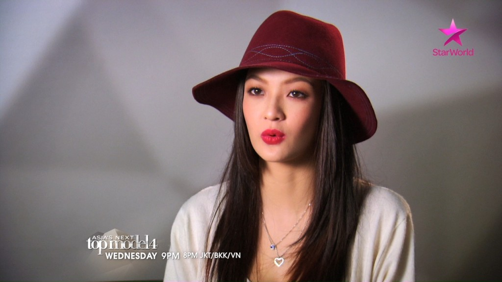 AsNTM4 Episode 3 Makeover Angie