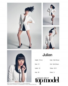 AsNTM4 Episode 3 Photoshoot -Julian