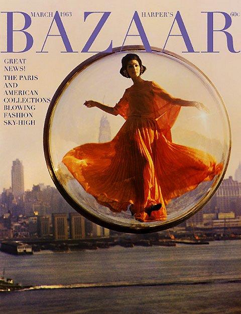Harper's Bazaar Bubble Series by Melvin Sokolsky (Flickr/kristine via ISO50)