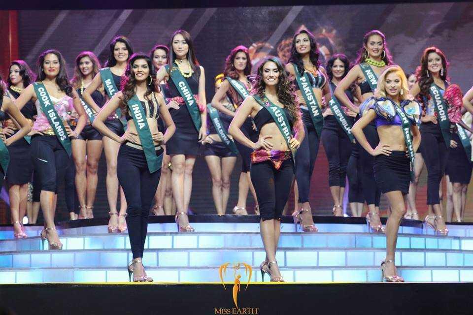 Miss Earth 2016 Q&A