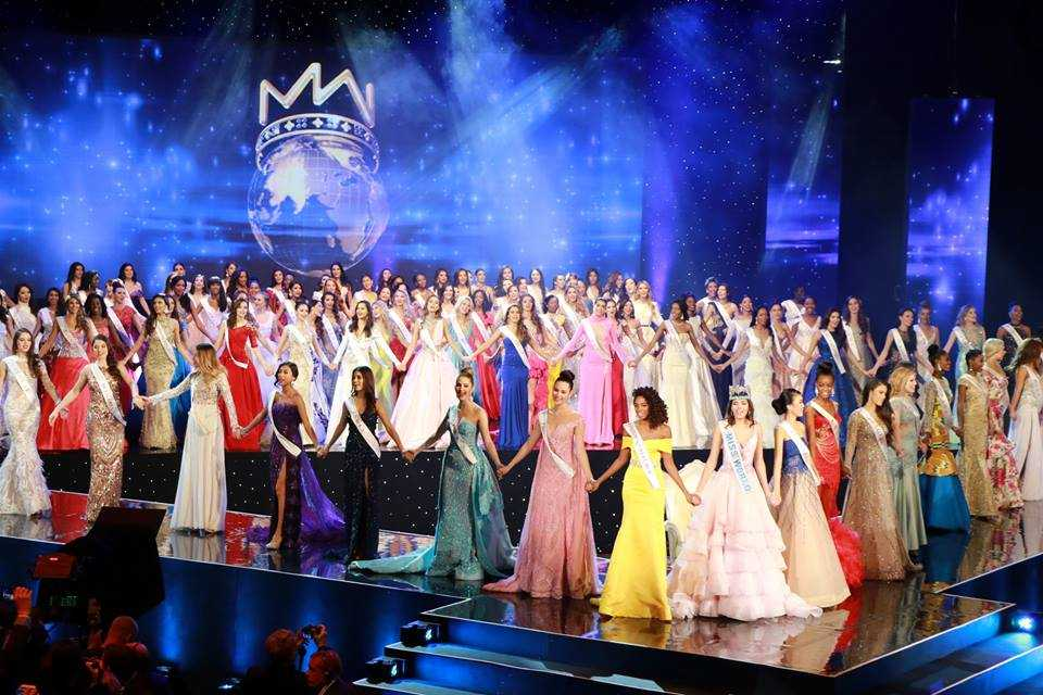 Miss World 2016 Top 5 Q&A Round
