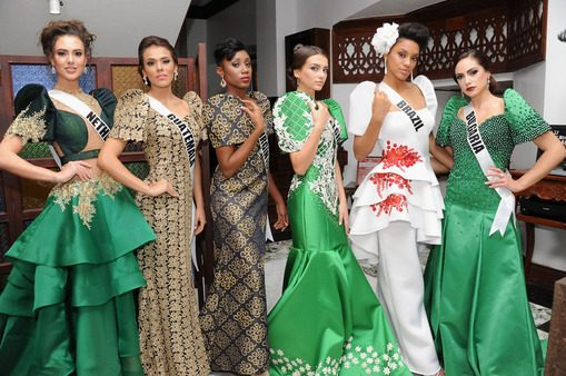 Miss Universe Vigan