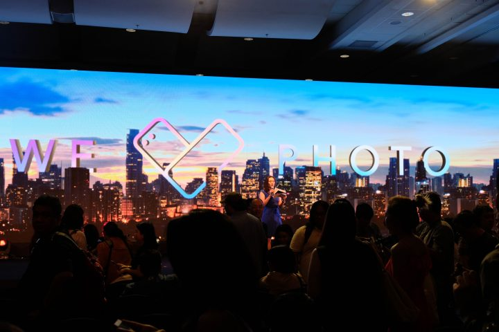 We Love Photo, Asus Zenfone 4 Series Product Launch at the SMX Convention Center