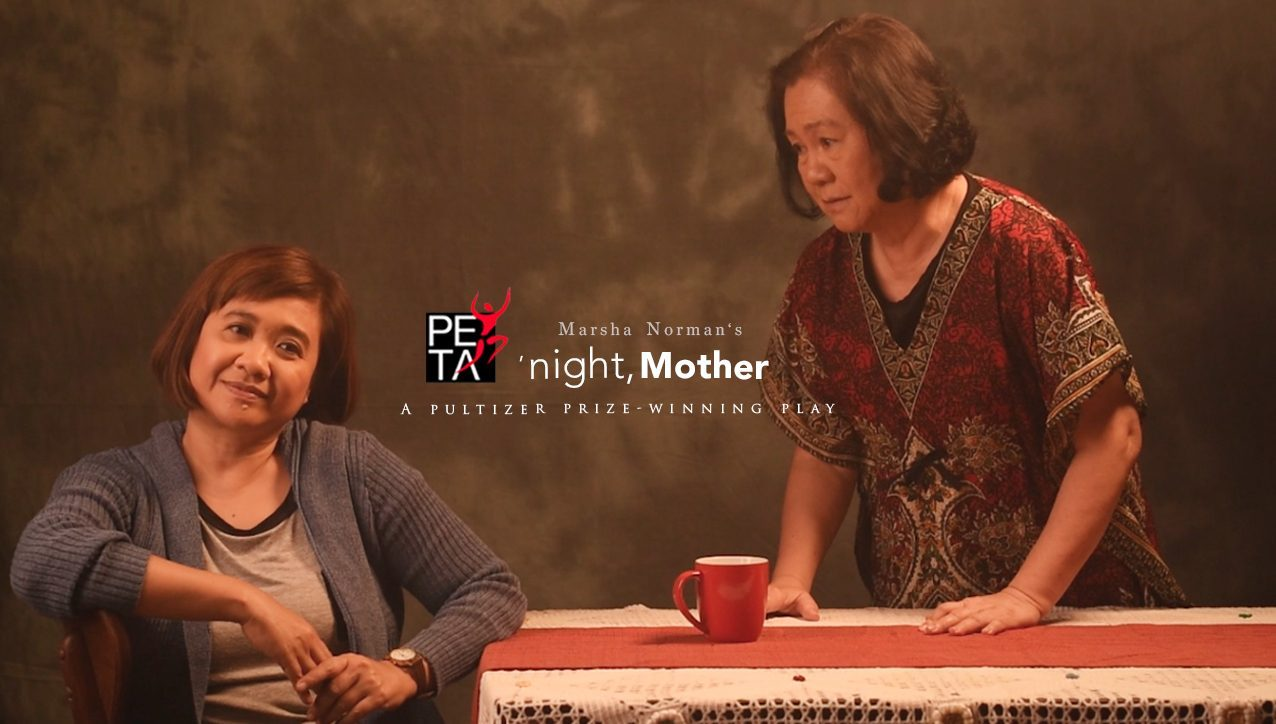 PETA's 'night, Mother Sparks a Conversation on Mental Health